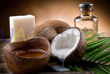 Photo Coconut oil