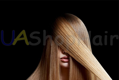 Photo methods of hair extension