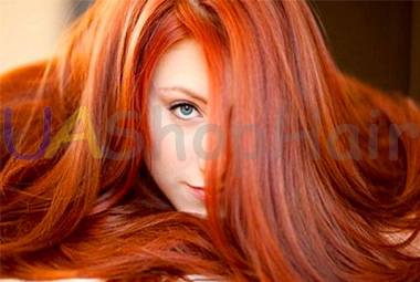 Photo Red hair