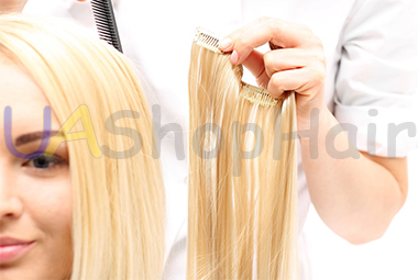 Photo Criteria for choosing a hair extension master
