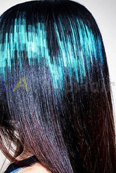 Neon shine hair uashophair