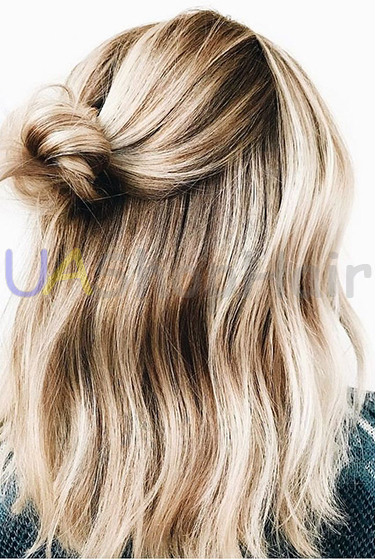 Luxurious hair Slavyanka uashophair